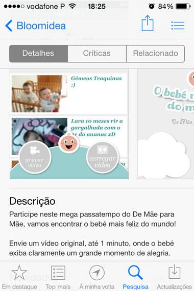 App na App Store da Apple