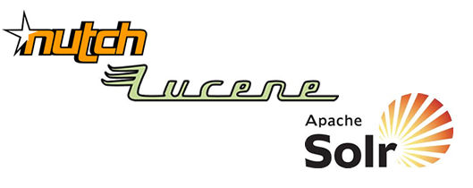 Apache nutch, Apache Lucene e Apache Solr